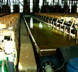 Chlorine industry