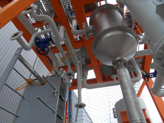 refinery-waste-condensator