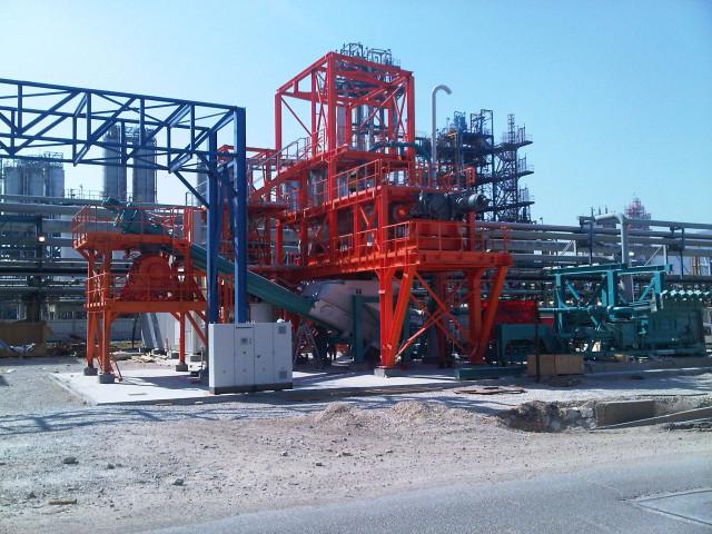 refinery-waste-plant