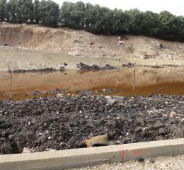 Oily wastes