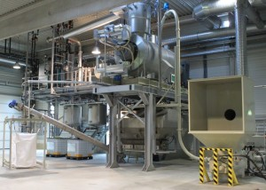 mercury waste treatment and mercury recycling