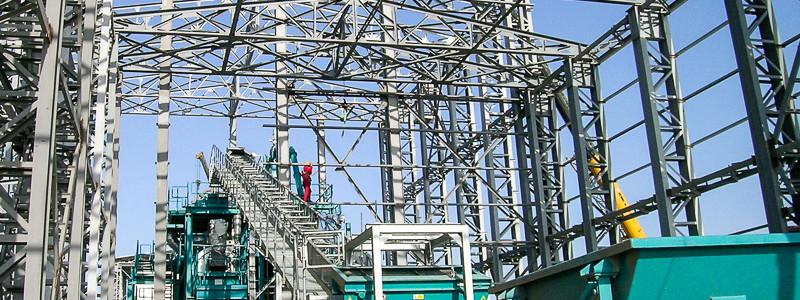 Weltgrößte Bohrschlamm-Aufbereitungsanlage kurz vor Inbetriebnahme