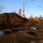 Soil washing – a suitable pretreatment process for vacuum distillation during soil remediation
