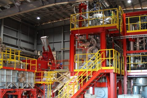 Größte Anlage zur Aufbereitung von quecksilberhaltigen Abfällen in Australien eröffnet