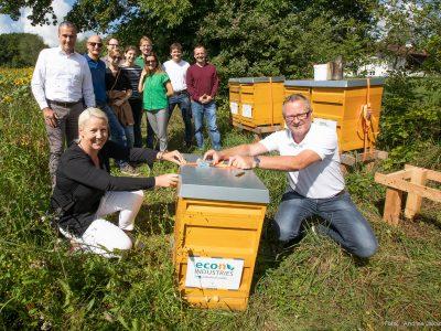 Beefuture – Unser Bienenstock bekommt ein neues Zuhause in Kempfenhausen