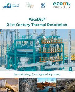refinery waste and oil sludge treatment