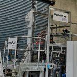 Anlage zur Vernichtung von PCB geht nach Indien
