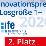 econ industries erhält 2. Platz beim ife-Award 2020