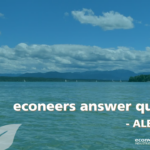 Our econeer Alejandro answers FAQs