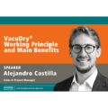 Neue Podcast-Folge: VacuDry®  - Working Principle and Main Benefits (auf Englisch)